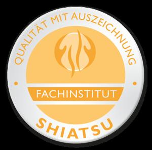 Qualitätssiegel Fachinstitut Shiatsu